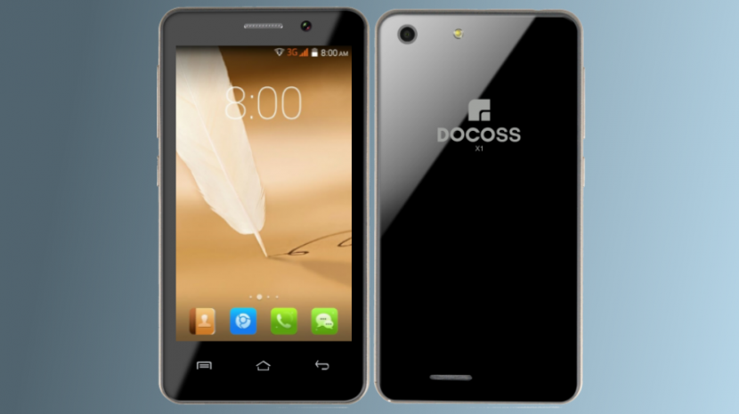 Docoss X1 Android phone