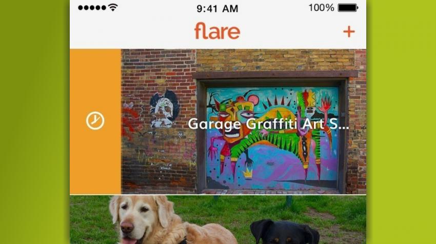 godaddy flare app