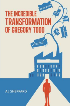 The incredible transformation of gregory todd book review