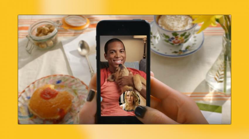 Snapchat daily video views