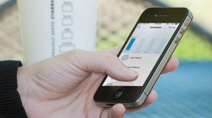 Intuit mobile payroll app