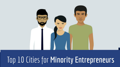 top cities for minority entrepreneurs