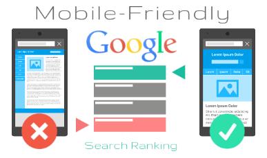 Google Mobile friendly image