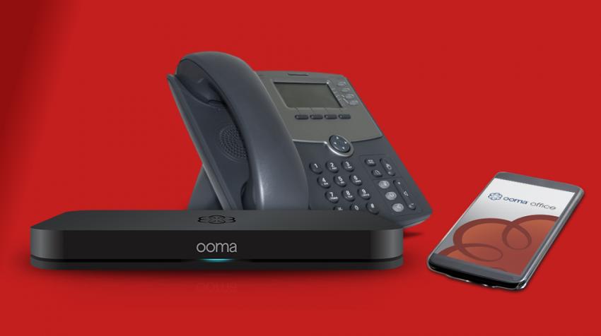 Ooma Office IP phone