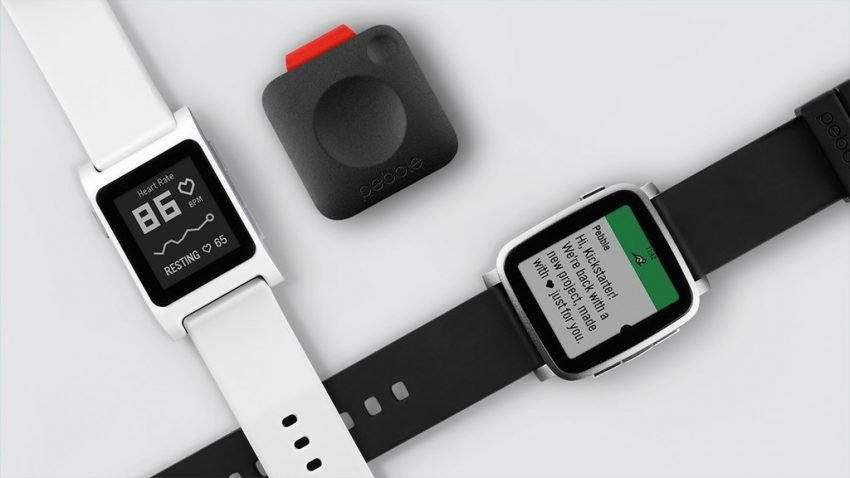 Pebble Core Kickstarter Campaign