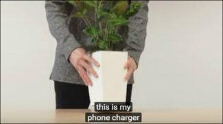 bioo lite recharging station