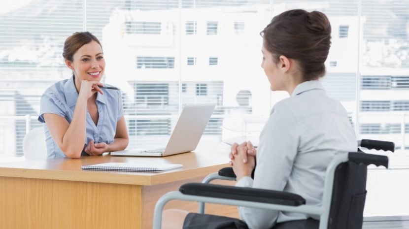 interview tips based on ADA guidelines