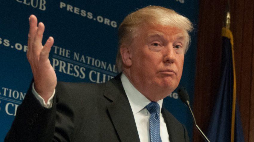 a boss like Donald Trump