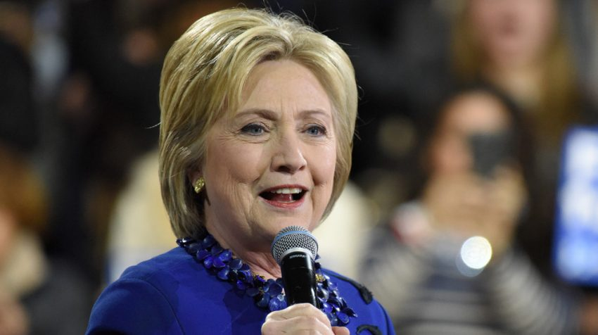 Hillary Clinton on Small Business