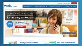 Web.com Q1 Report