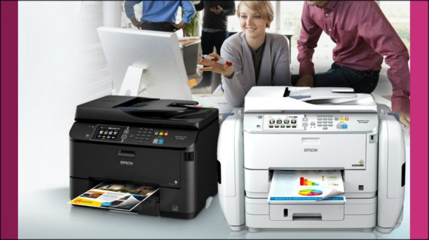 Epson's WorkForce Pro printers
