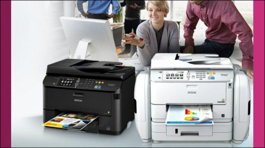 Epson's WorkForce Pro printers