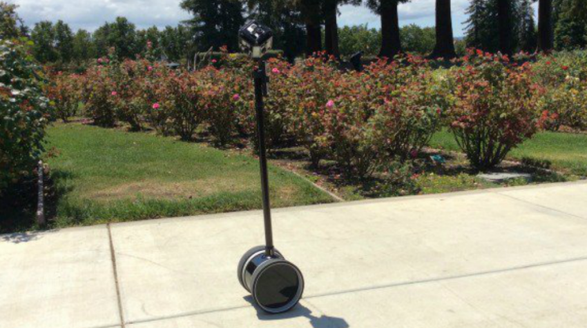 robotic 360 degree camera dolly
