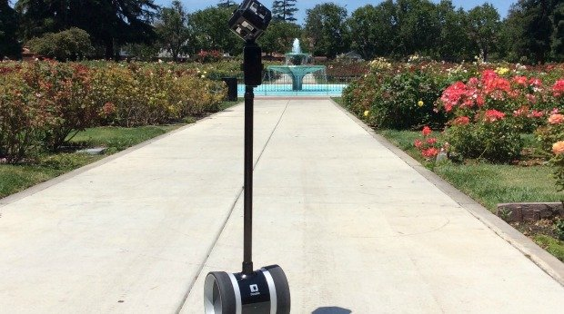 Robotic 360 Degree Camera Dolly - Double Robotics - In Action