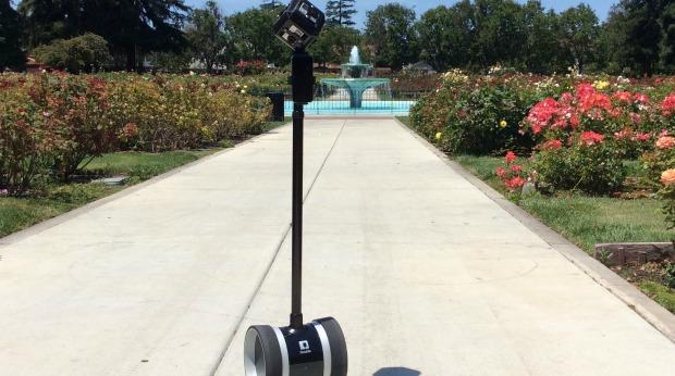 Robotic 360 Degree Camera Dolly - Double Robotics - In Action