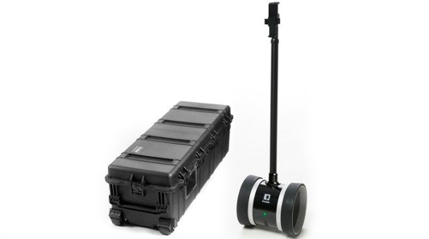 Robotic 360 Degree Camera Dolly - Double Robotics - Kit