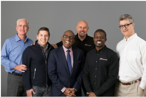 Live Streaming for Business Marketing: A Chat With Former CEO Of As Seen On TV - Al Roker Team Photo