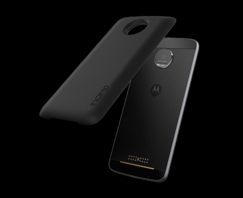 Moto Z Modular Cell Phone - How Mods Attach