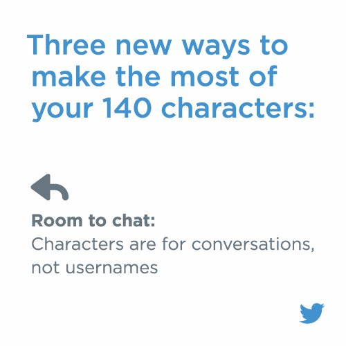 3 changes to Twitter's Character Limit
