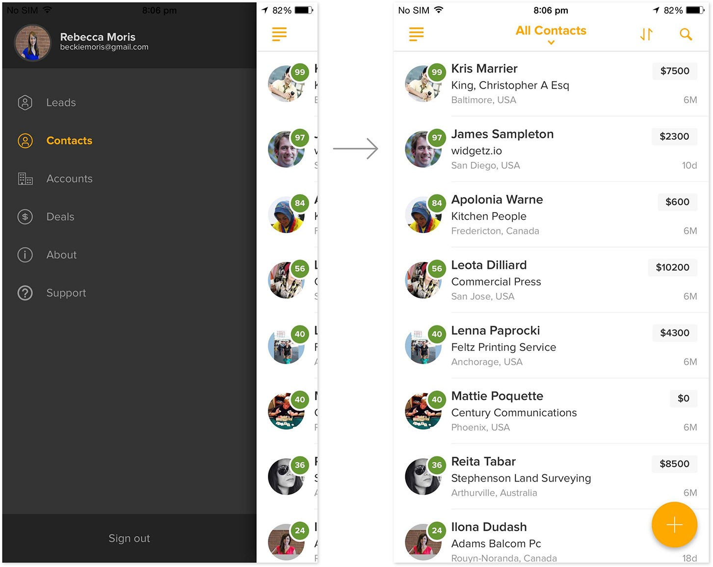 Freshdesk Introduces Freshsales, CRM with Something Extra - Mobile