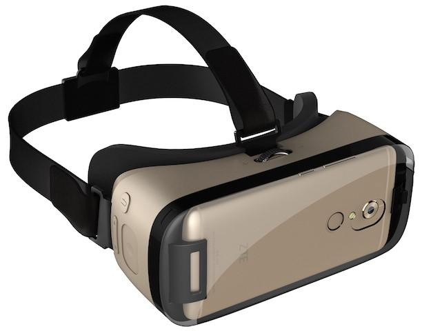 Low cost phone - ZTE Axon 7 - VR Set