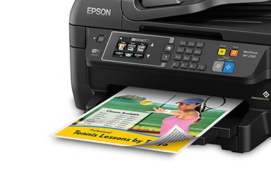 Wireless printing - Epson Printers