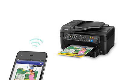 Wireless printing - Print from any device
