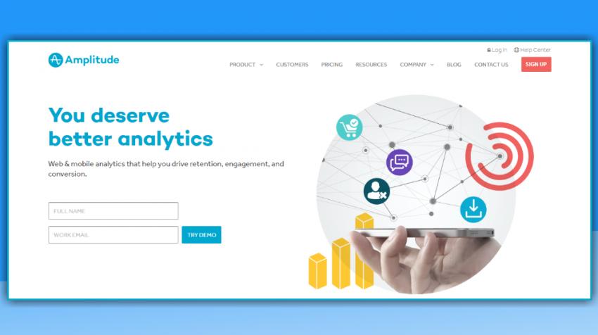 Customer Analytics Company Amplitude