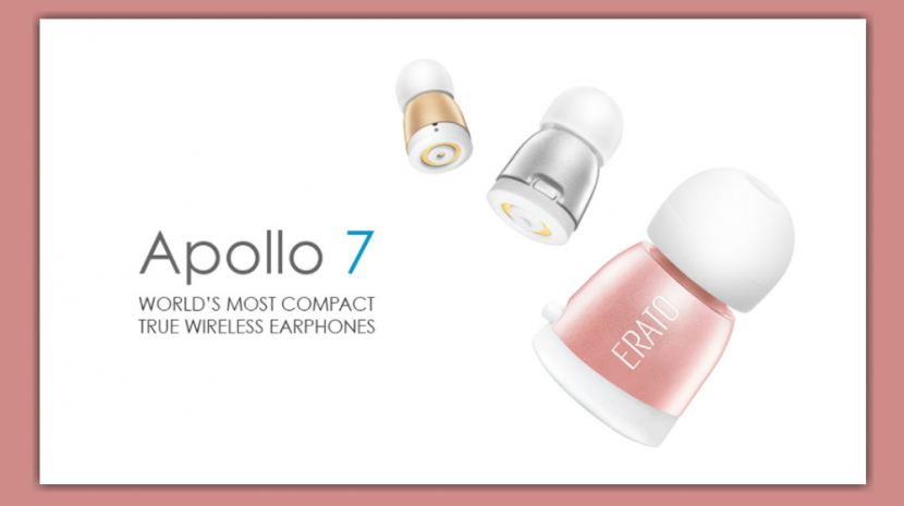Apollo 7 Earbuds Deliver Wireless Experience - with Hiccups