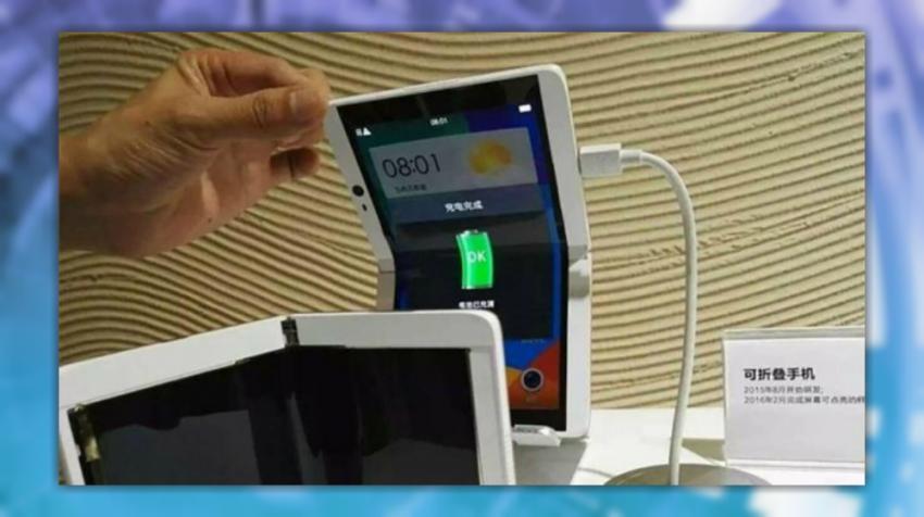Bendable Smartphone Screen