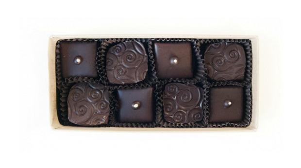 Chocolate Presentation is Key
