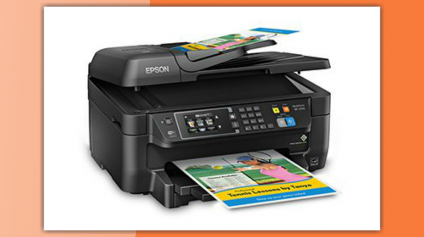 Wireless printing - Epson Printers for Home Offices