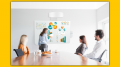 Epson BrightLink Pro Turns Meeting Room into Collaboration Space