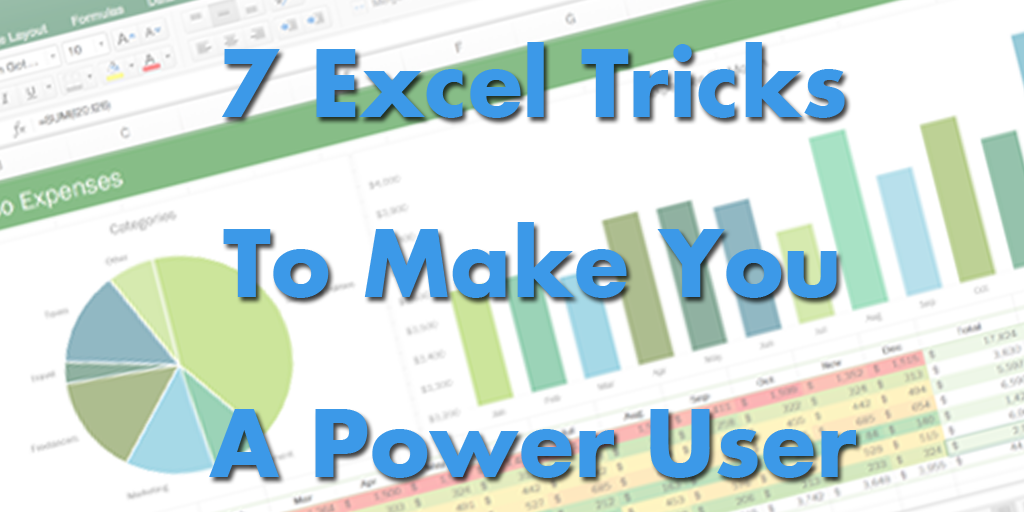 7 Ways to Use Excel Like a Boss (INFOGRAPHIC) - Small Business Trends