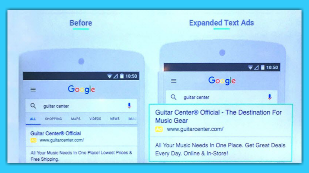 What You Need to Know About Google's Expanded Text Ads - Small Business Trends