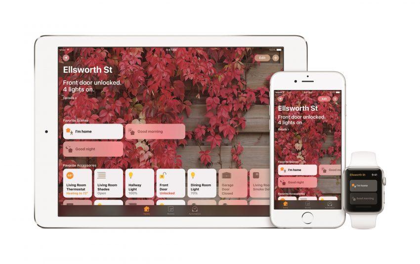 Apple Unveils iOS 10 Update - Home