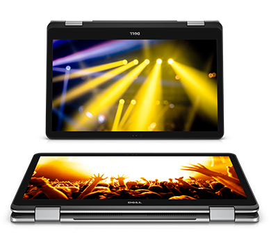 Dell Inspiron 17-inch 7000 2-in-1 - Tablet View