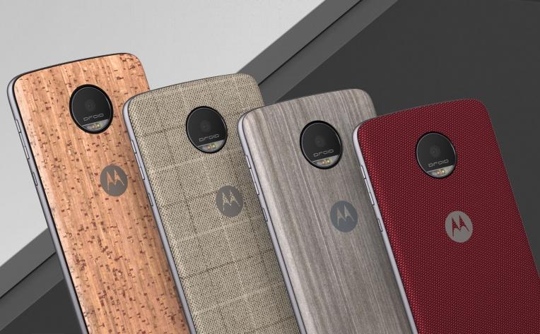 Moto Z Modular Cell Phone - Moto Style Shells