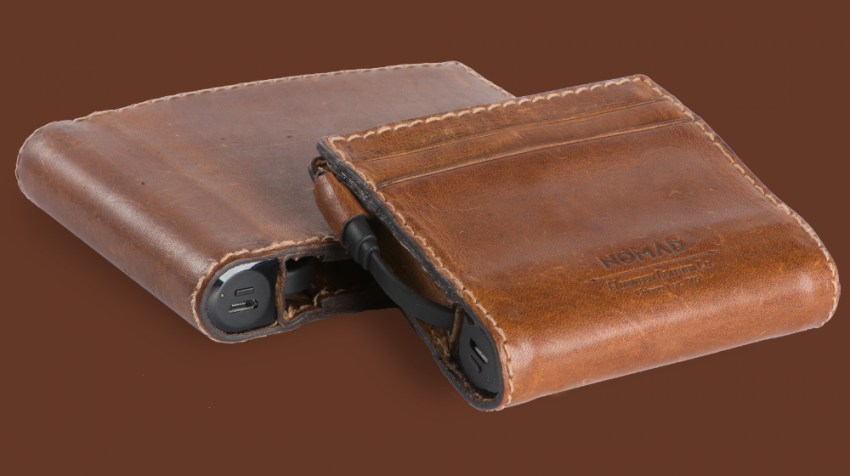 Nomad Wallet: A Phone Charger for Entrepreneurs on the Go