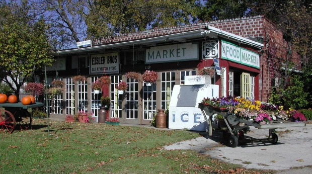 Most Unique Roadside Attraction Businesses in the U.S. - Old Riverton Store