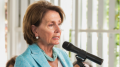 Who invented the iPhone? Nancy Pelosi claims that the government is responsible.