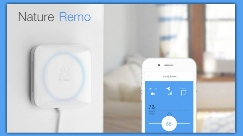Control Your Office AC from Your Smartphone with Nature Remo