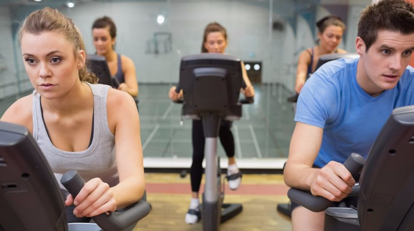 11 Hot Fitness Business Ideas - Start a Spin Class