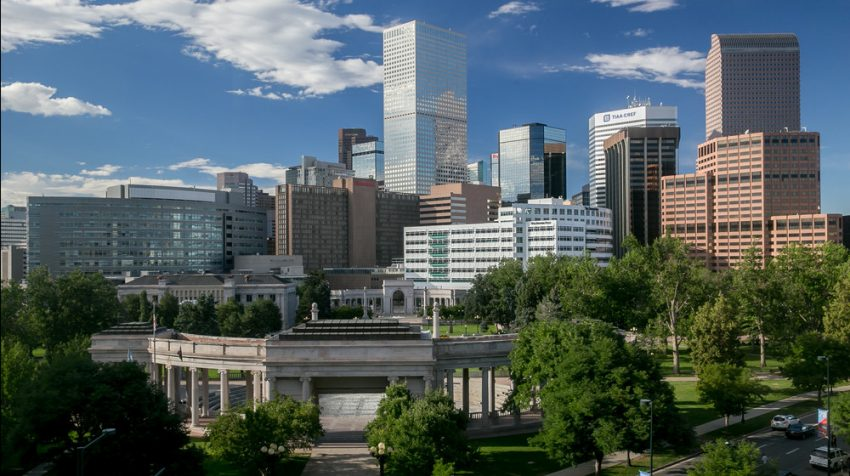 Business Travel Destinations - Denver