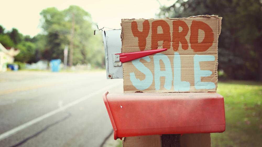 Where to Advertise Garage Sales: Yard Sales Sites, Garage and Yard Sale Sites
