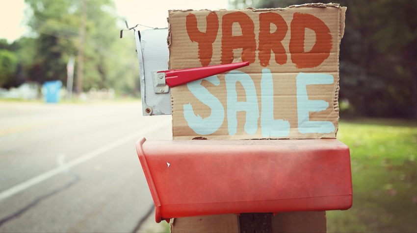 Where to Advertise Garage Sales, Yard Sales, and Estate Sales