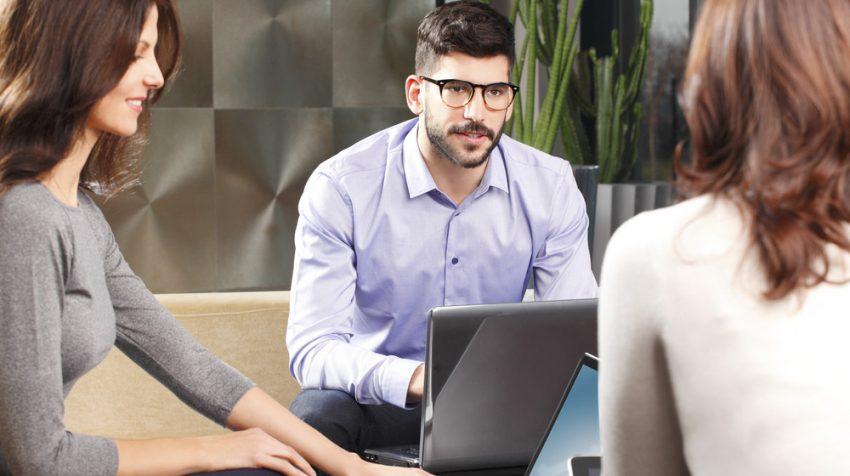 build out a sales team