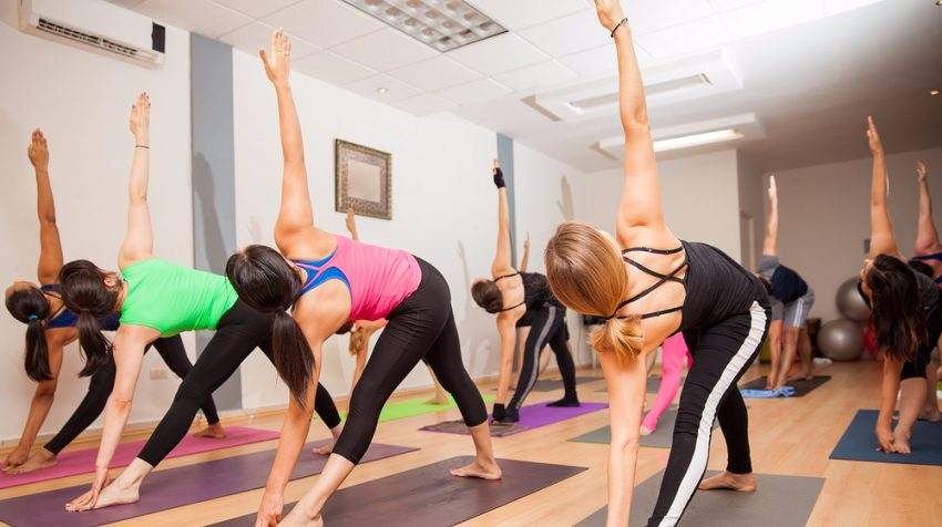 11 Hot Fitness Business Ideas - Open a Yoga Studio