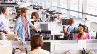Keep It Down! Employees Rank Workplace Distractions as Biggest Beef