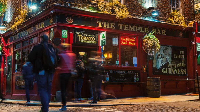 Business Travel Destinations - Dublin